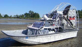 Nirbuilt Airboats - Home