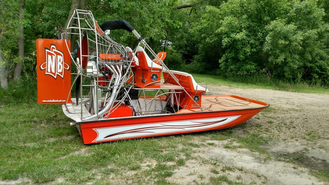 Nirbuilt Airboats Home